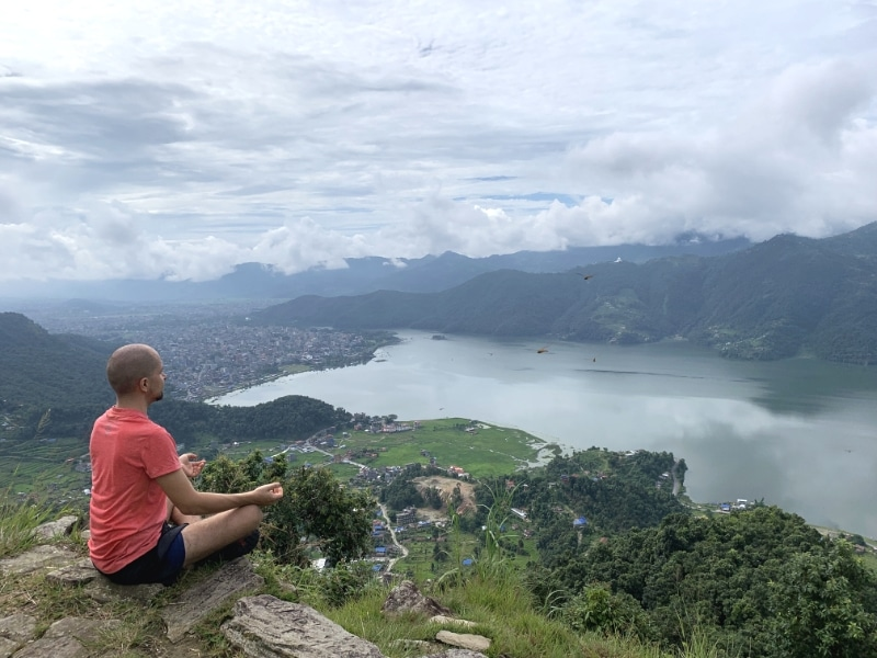 Johann, Pokhara