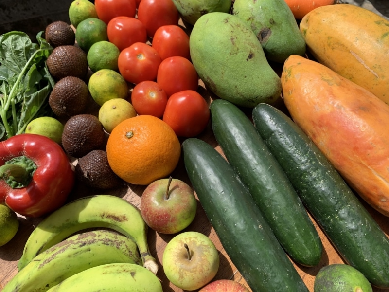 Fruits and Veggies, Mucusless Diet