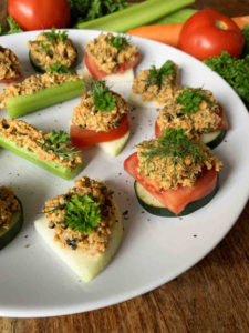 Raw Vegan Tuna
