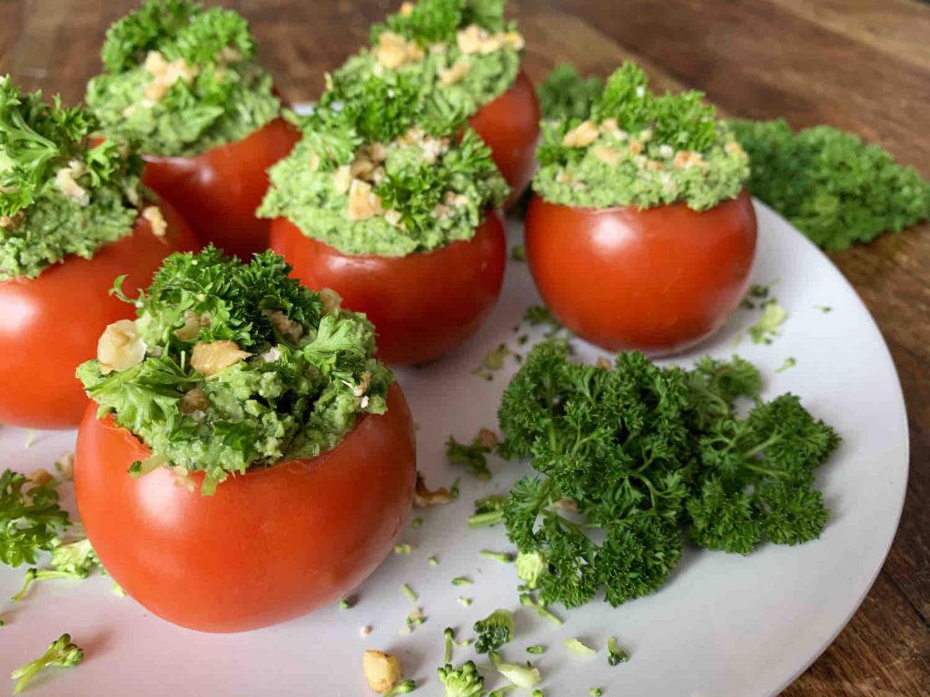 Raw Vegan Fingerfood