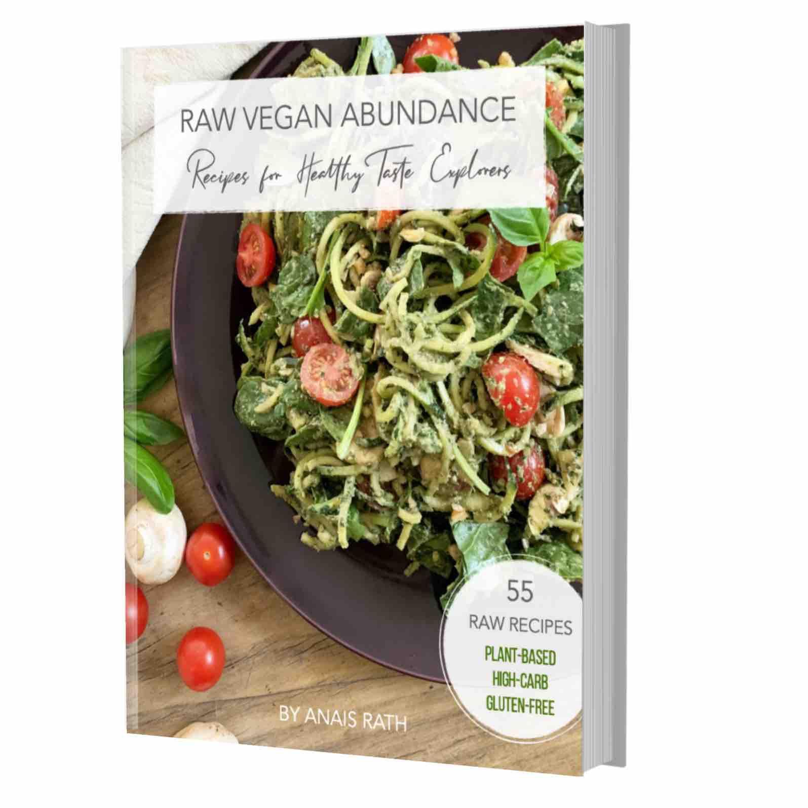 Raw Vegan Abundance Ebook