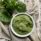 Vegan Basil Pesto