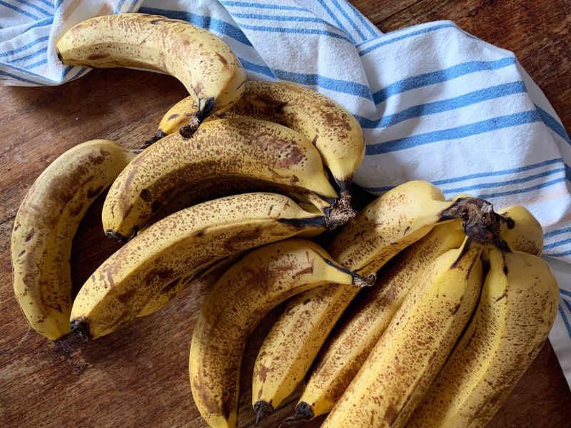 Raw Vegan Banana Meals