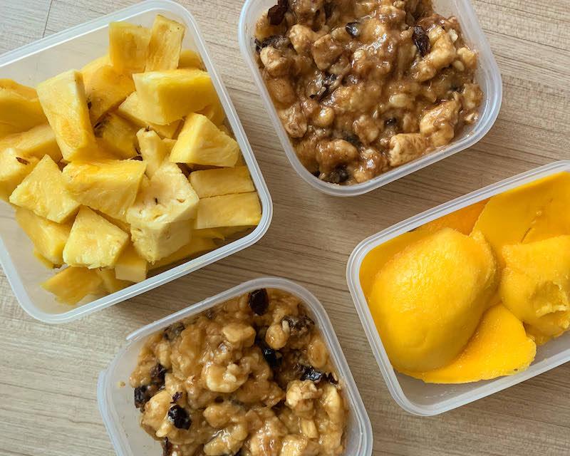 Raw Vegan Lunch Box