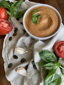 Raw Vegan Gourmet Sauce
