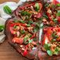Raw Vegan Pizza Recipe